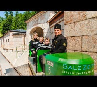 """Bild: Salzbergwerk Berchtesgaden, Südwestdeutsche Salzwerke AG"""